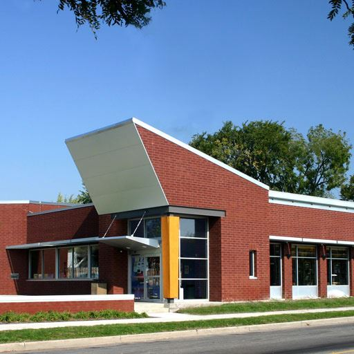 South Toledo Branch Library