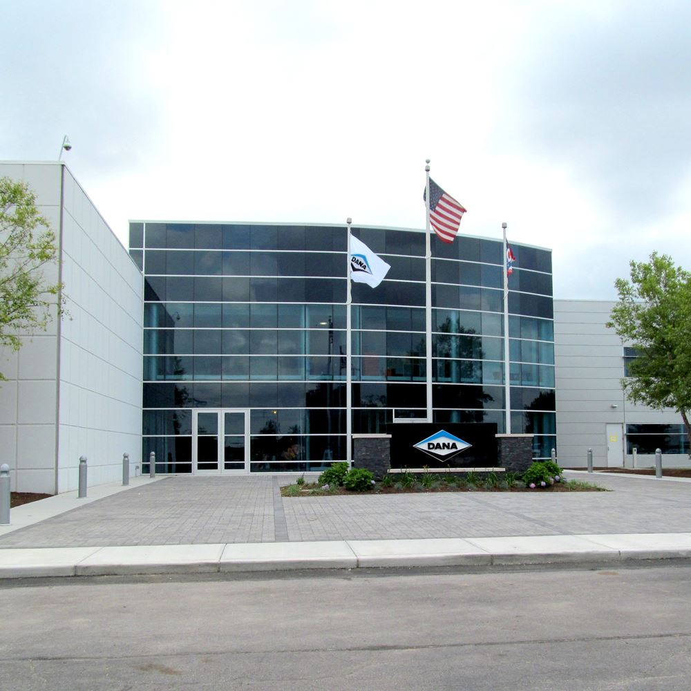 Dana Corporation Headquarters and North Addition